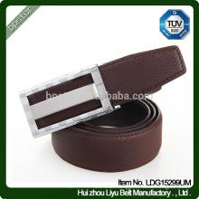 Hot Selling Male Real leather Waistband Factory Wholesale/cintos de couro cinto de couro para homens