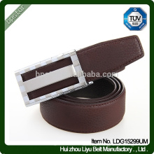 Hot Selling Male Real Leather Waistband Factory Atacado / cintos de couro cinto de couro para homens