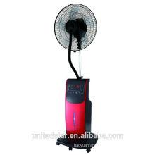 Humidificador de niebla ventilador agua ventilador
