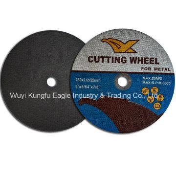 230*2*22mm High Quality Abrasive Cutting Disc