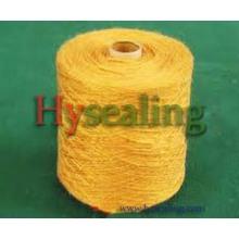Filé de fibre de Kynol pur pour l'emballage de tressage