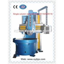CNC Cilindro vertical de coluna única C5116 / CX5116 Com cor azul em estoque fabricado na China