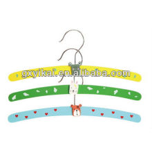 hot sell childrens clothing hanger china with good quality