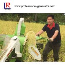 Colheitadeira De Arroz para Mini-Agricultura 10HP Mini para Agricultura / Fazenda