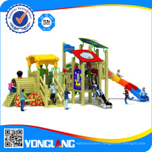Wood Playground Set