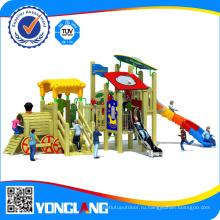 Деревянная Детская Площадка Комплект