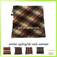 Winter Ski snowboard wear polar fleece balaclava neck warmer ski scarf