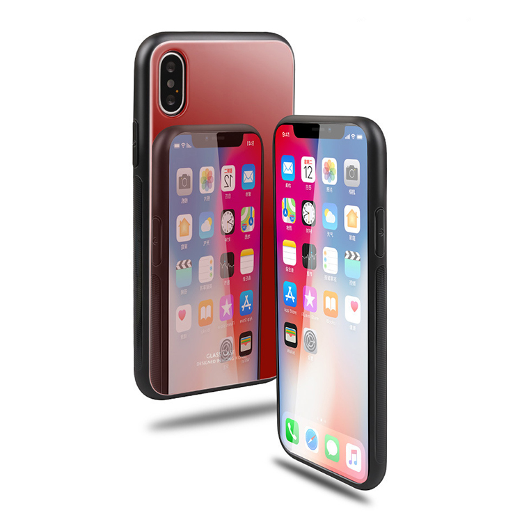Iphone X Protective Back Case