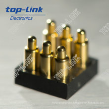 Spring Loaded Pogo Pin Connector (battery connector)