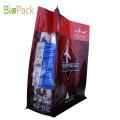 Хорошая Способность Печати Алюминиевая фольга Корм для домашних животных сумка Квадратное дно и Низкая цена