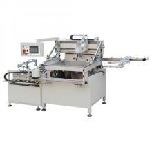 Automatic heat transfer paper screen printing machine
