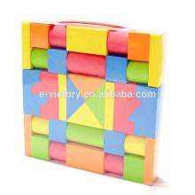 Entretenimento alta densidade melhor vender bloco de construção de corpo de eva