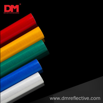 Platinum Grade Reflective Sheeting