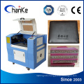 40W/60W Rubber Plastic Acrylic Paper CO2 Engraving Cutting Laser Machine