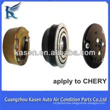 chery car part 12v 4pk car compressor clutch