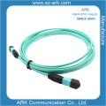 Cable de fibra óptica MPO / MTP Om3 Patchcord