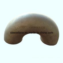Solda de aço inoxidável aço carbono montagem cotovelo