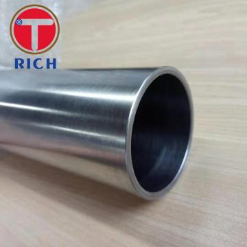 EN10305 Automobile Cold Drawn Gas Spring Steel Tube