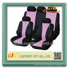 Cubierta de poliéster coche asiento de moda nuevo diseño
