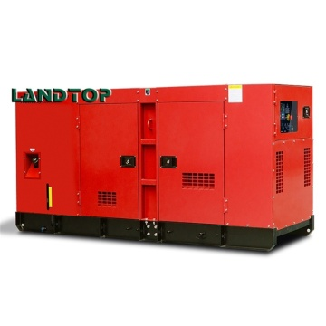 135kva UK Perkins Engine Super Silent Type Generator