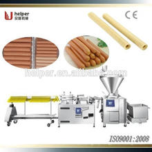 2015 Easy operate automatic sausage production line