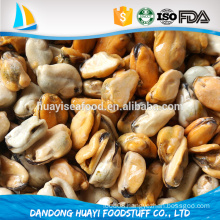 small, medium, large mussel meat for hot sale