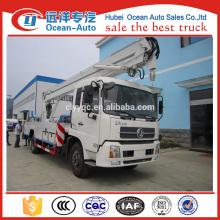 hot sellling Dongfeng Kingrun 22m hydraulic work platforms from original factory