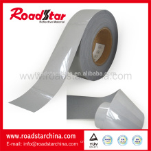 High quality double side reflective elastic fabric