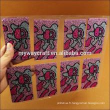 Sticker en cristal acrylique rhinestone pour décoration de téléphone