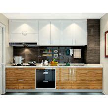 Armário UV lustroso da cozinha (para o transporte livre)