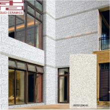 desenhos de parede exterior para materiais de acabamento de construção barata telha de granito cerâmico