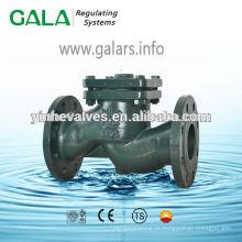 Válvula de retenção de tipo flange DIN3202 F1