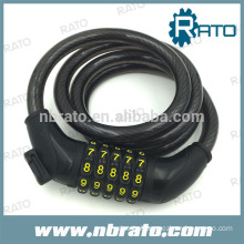 RBL-125 steel chain cable number lock