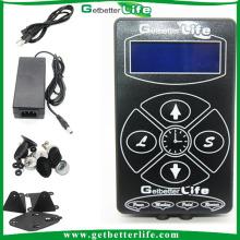 2015 getbetterlife venda quente profissional HP-2 furacão Tattoo Power Supply preto