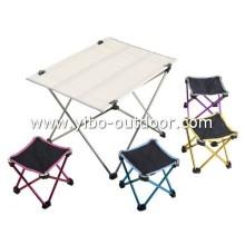 Juegos de mesa y silla plegables