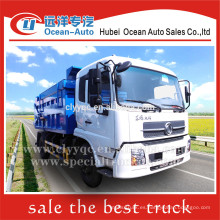 Dongfeng kingrun 14cbm capacidad de basura camión de basura