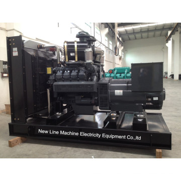 Googol Diesel Power Genset (260-2260kw)
