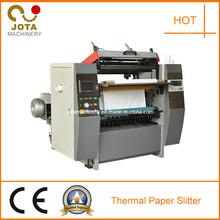 Cash Register Paper Slitter Rewinder Small Thermal Paper Roll Slitter