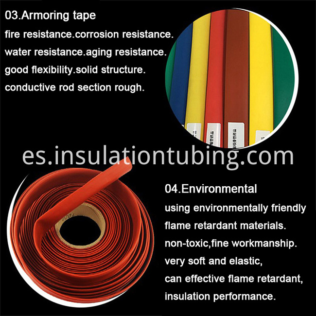 high voltage insulation sleeving