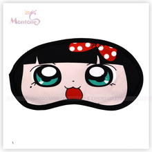 10*30cm Cartoon Eyeshade (polyster pongee material)