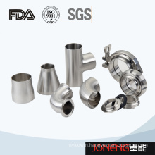 Stainless Steel Hygienic High Precision Sanitary Pipe Fitting (JN-FT3002)