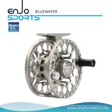 Angler Select CNC Angelgerät Fliegenfischrolle mit SGS (BLUEWATER 2-3)