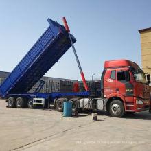 Nouvelle remorque à benne basculante de 35 tonnes