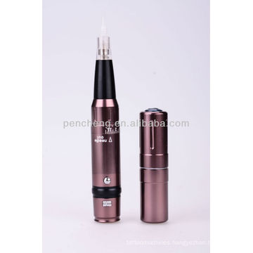Wireless Permanent makeup tattoo pen with battery
