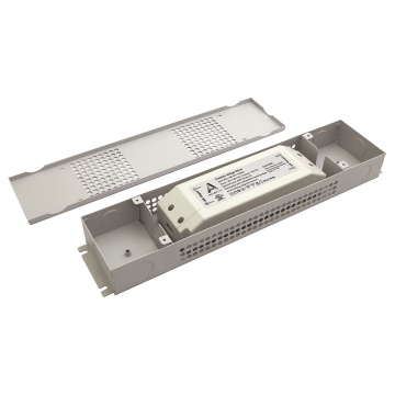 Led driver 60watt in metallo stampato