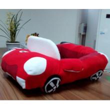 Luxo Ferrari Roadster Carro Forma Pequeno Pet Dog House