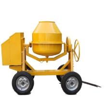 Mini petit mélangeur concret diesel portatif de ciment