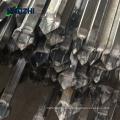 cerca de barrera de seguridad de valla de aluminio horizontal
