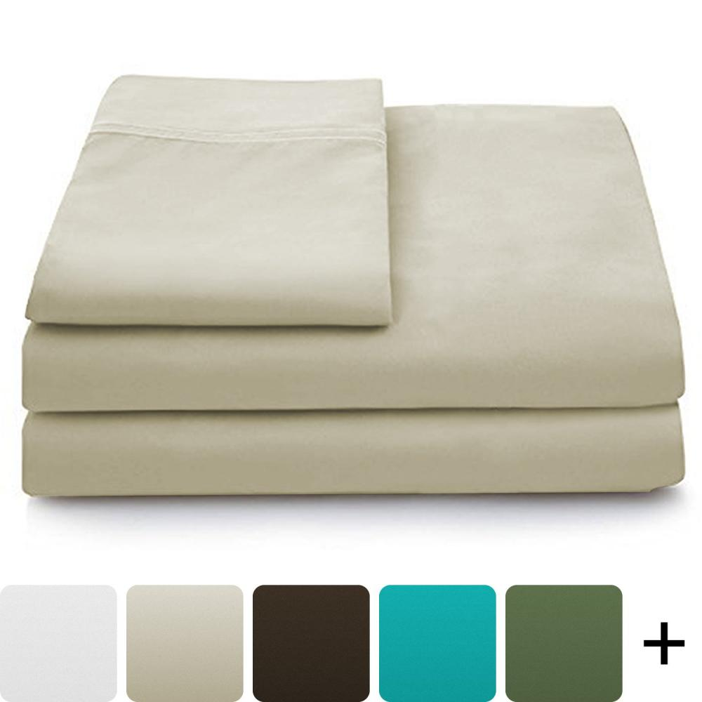 Polyester Microfiber Bed Sheet