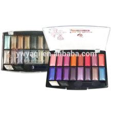 Lidschatten-Typ und Container Make-up Lidschatten Eyeshadow trocken